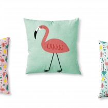 Tiger, Danish Design, Kissen, Flamingo, Sommer