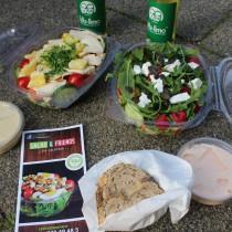 Raspberry Cheese, Sweet Chicken,Salad and Friends, Bremen, Salatbar, Salat, Lieferservice,