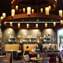 Café, Bremen, Weserpark, kaffeeWerk, Foodhouse, Restaurant, Vintage